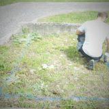 implantation du chantier en cimetière Marbrerie-Zamora