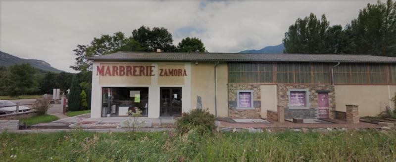 La Marbrerie ZAMORA, route de Luchon à Ore, en Haute-garonne31